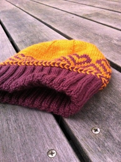 double brimmed heartgate hat