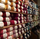 Pickles Oslo yarn wall